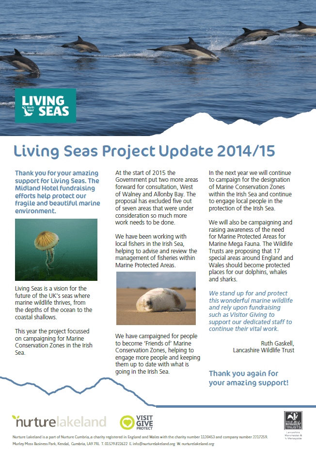 Living Seas Project